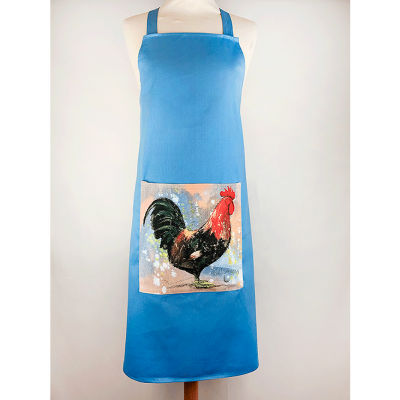 Alex Clark Aprons Apron Checkerboard Chickens