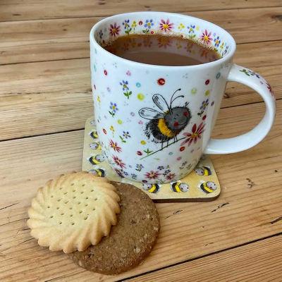 Alex Clark Mugs Mug Bees