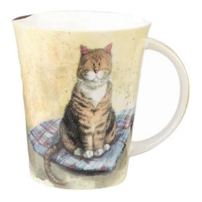 Alex Clark Mugs Mug Cats II