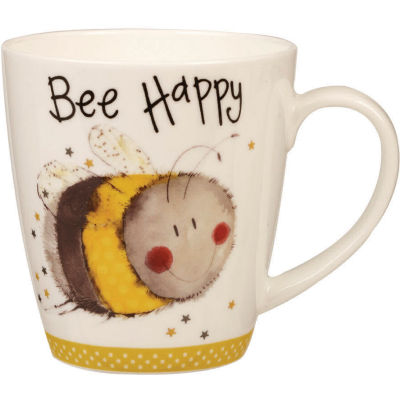Alex Clark Mugs Mug Cherry Bee Happy