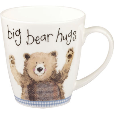 Alex Clark Mugs Mug Cherry Big Bear Hugs