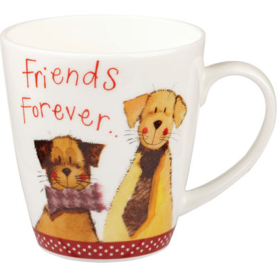 Alex Clark Mugs Mug Cherry Friends Forever