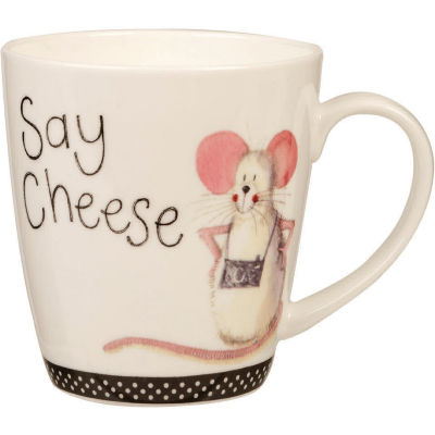 Alex Clark Mugs Mug Cherry Say Cheese