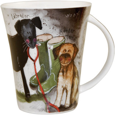 Alex Clark Mugs Mug Dogs I