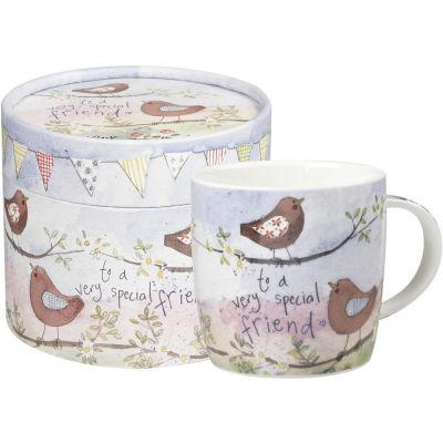 Alex Clark Mugs Mug In Hatbox Special Friend