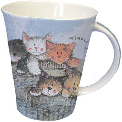 Alex Clark Mugs Mug Kittens