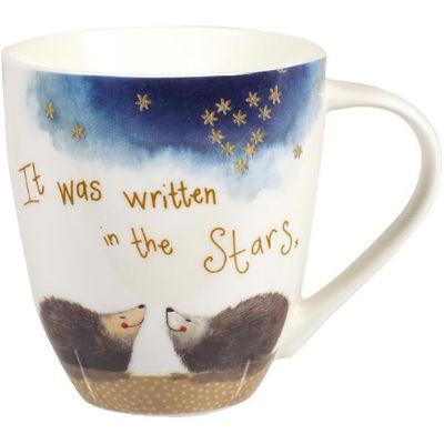 Alex Clark Mugs Mug Large Written In The Stars