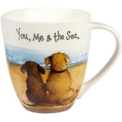 Alex Clark Mugs Mug Large You, Me & The Sea