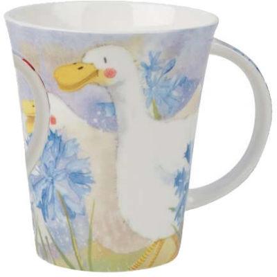 Alex Clark Mugs Mug Meadow Duck
