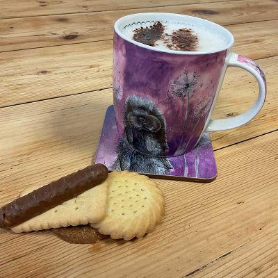 Alex Clark Mugs Mug Misty Rabbit