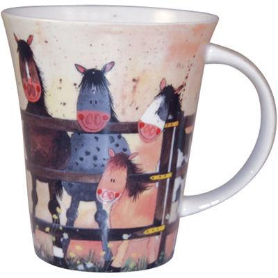 Alex Clark Mugs Mug Ponies III