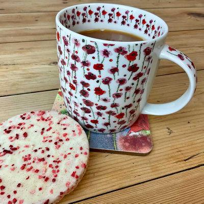 Alex Clark Mugs Mug Poppies