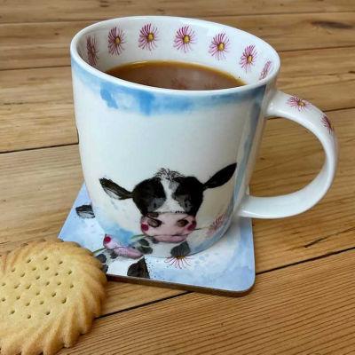 Alex Clark Mugs Mug Sunshine Cow