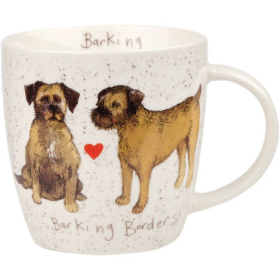 Alex Clark Mugs Mug Tub Barking Borders