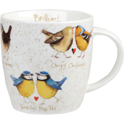 Alex Clark Mugs Mug Tub Brilliant Birds