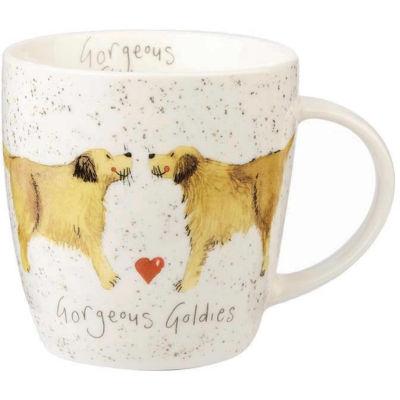 Alex Clark Mugs Mug Tub Golden Goldies
