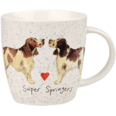 Alex Clark Mugs Mug Tub Super Springers
