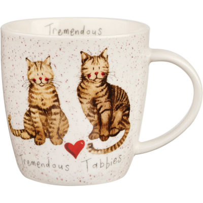 Alex Clark Mugs Mug Tub Tremendous Tabbies