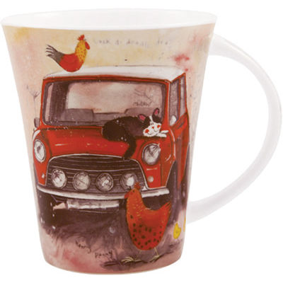 Alex Clark Mugs Mug Vehicles Mini