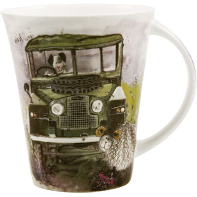 Alex Clark Mugs Mug Vehicles Land Rover