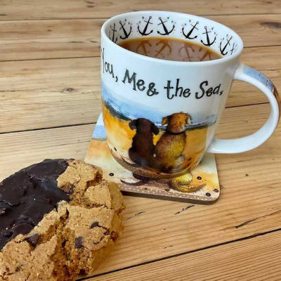 Alex Clark Mugs Mug You, Me & The Sea