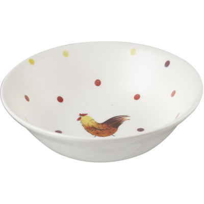 Alex Clark Rooster Collection Cereal Bowl 16cm