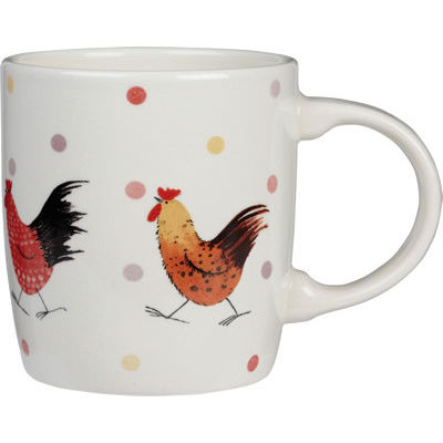 Alex Clark Rooster Collection Coffee Mug