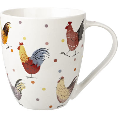 Alex Clark Rooster Collection Large Mug
