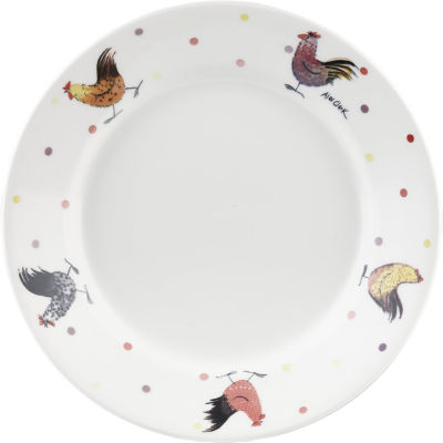 Alex Clark Rooster Collection Pasta Dish 28.5cm