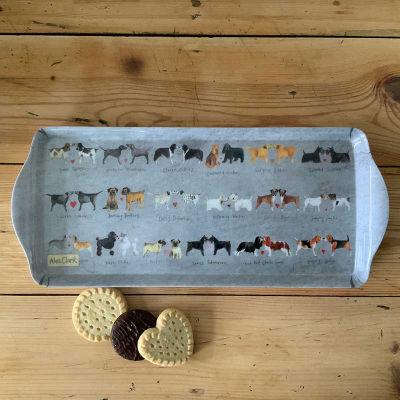 Alex Clark Trays Tray Medium Dogs