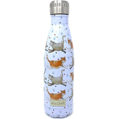 Alex Clark Water Bottles Water Bottle Cats