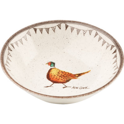 Alex Clark Wildlife Cereal Bowl 15cm