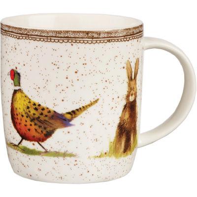 Alex Clark Mugs Mug Tub Wildlife