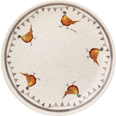 Alex Clark Wildlife Dinner Plate 26cm