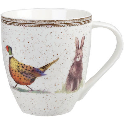 Alex Clark Mugs Large Mug Wildlife