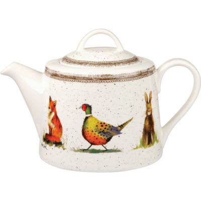 Alex Clark Wildlife Teapot