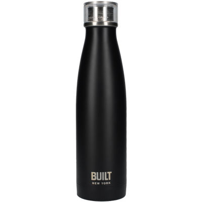 Built Hydration Insulated Bottle 0.5L Black