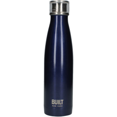 Built Hydration Insulated Bottle 0.48L Midnight Blue