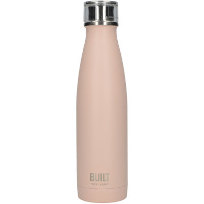 Built Hydration Insulated Bottle 0.48L Pale Pink
