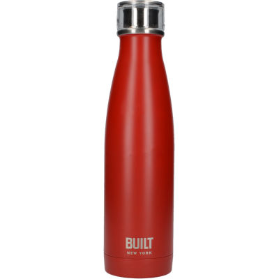 Built Hydration Insulated Bottle 0.48L Red
