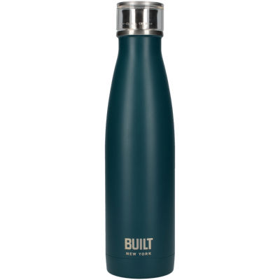 Built Hydration Insulated Bottle 0.48L Teal Blue