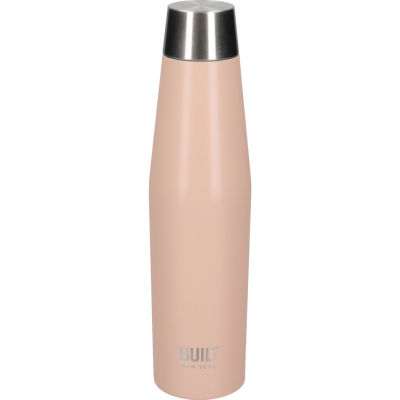 Built Hydration Insulated Bottle 0.54L Eco Lid Pale Pink