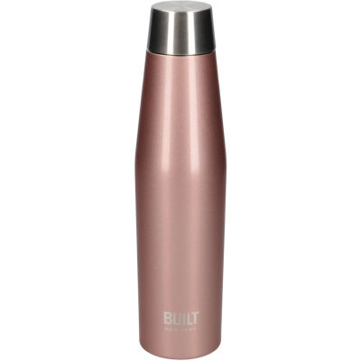 Built Hydration Insulated Bottle 0.54L Eco Lid Rose Gold