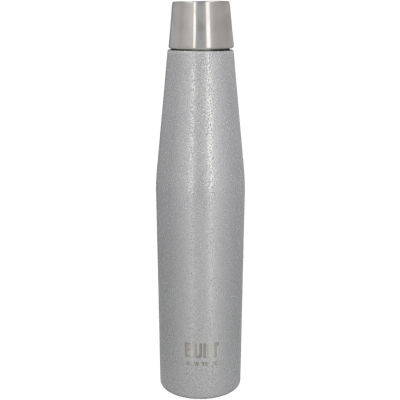 Built Hydration Insulated Bottle 0.54L Eco Lid Silver Glitter