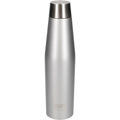 Built Hydration Insulated Bottle 0.54L Eco Lid Silver