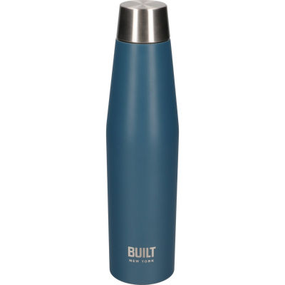 Built Hydration Insulated Bottle 0.54L Eco Lid Teal Blue