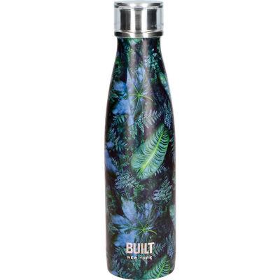 Built Hydration Insulated Bottle 0.5L Dark Tropics