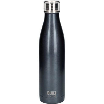 Built Hydration Insulated Bottle Large 0.74L Charcoal Grey