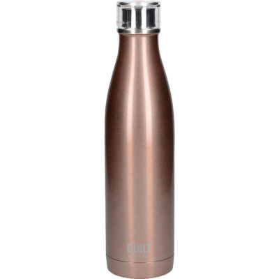 Built Hydration Insulated Bottle Large 0.74L Rose Gold