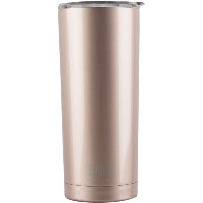 Built Hydration Insulated Tumbler 0.56L Rose Gold